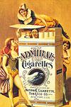 Admiral Cigarettes