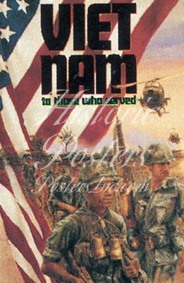 Vietnam War Postcard
