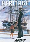 Heritage (Navy) Postcard
