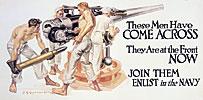 Gun Deck Crew Poster
